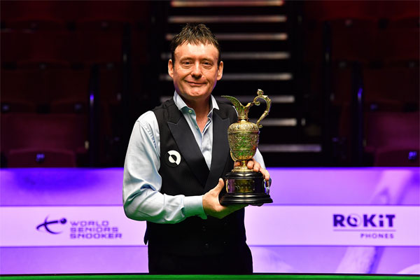 World Seniors Snooker Championship 2020