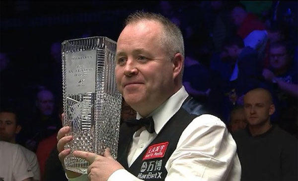 Джон Хиггинс – победитель Welsh Open 2018